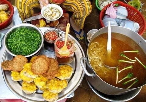 Mui Ne Food
