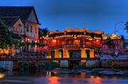 Japanese Covered Bridge, Hoian