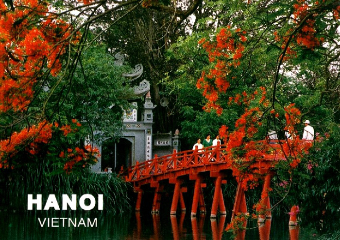 A glimpse of Vietnam - Travel from Hanoi to Saigon