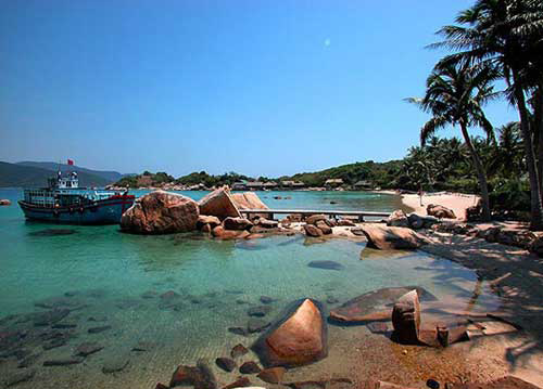Beach Resorts of Central and South Vietnam