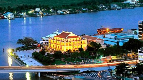 Nha Rong wharf - Ho Chi Minh Museum