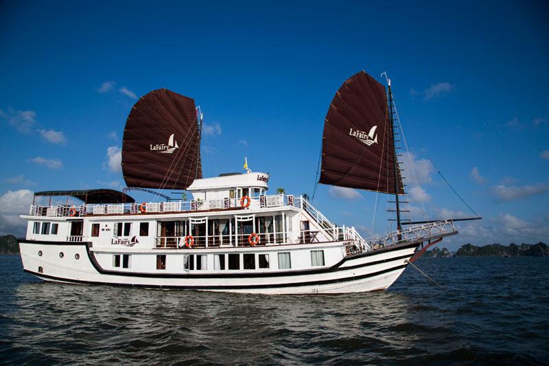 LaFairy Sails Halong Bay