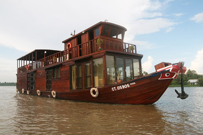 Mekong Eyes Explorer - Dragon Eyes River Cruiser