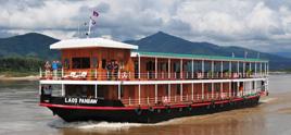 RV Laos Pandaw Cruise