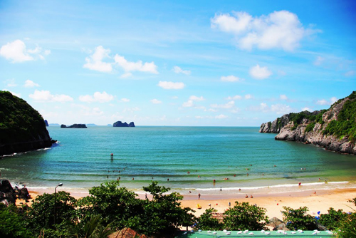 Top 10 beaches in the North of Vietnam