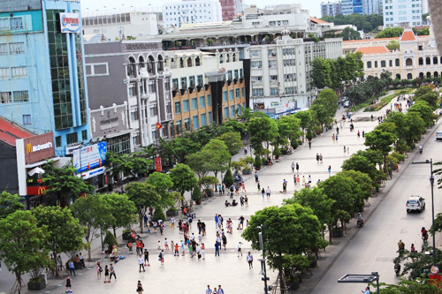 Best walking streets in Vietnam for tourists
