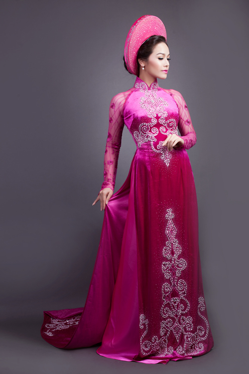Long dress, Ao dai