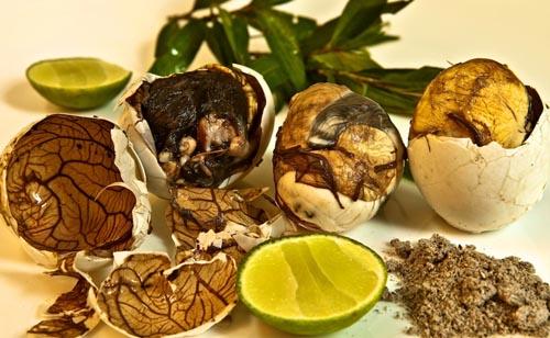 Balut - Trung Vit Lon