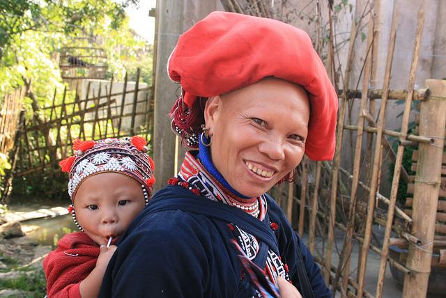 Ta Phin Village People