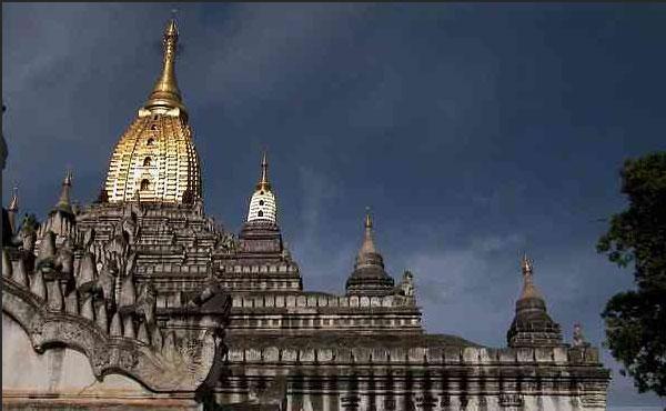 View Pagoda in Mamyo