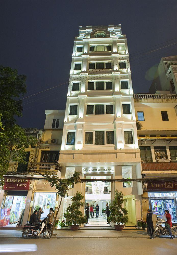 Church Boutique Hotel Hang Gai