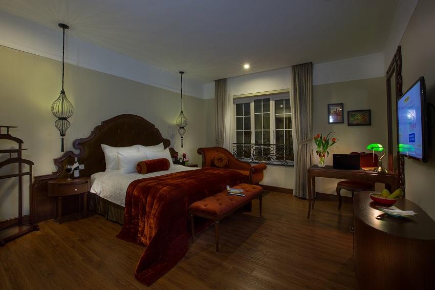 Hanoi La Siesta Hotel & Spa Club Junior Suite