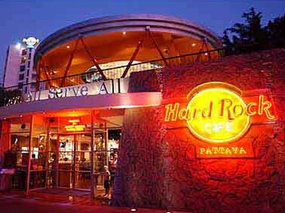 Hard Rock Hotel Pattaya Booking