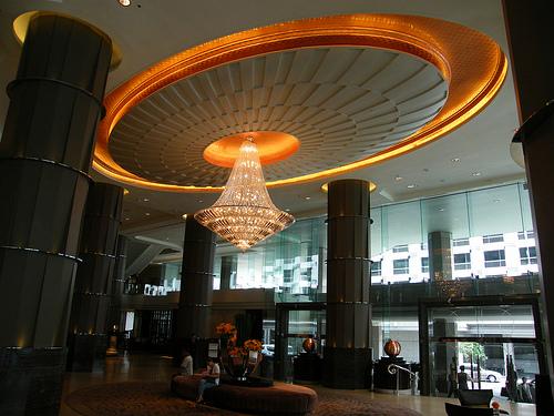 Intercontinental Bangkok Hotel Hotels In Bangkok