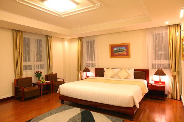 Ninh Binh Legend Hotel Deluxe Double room