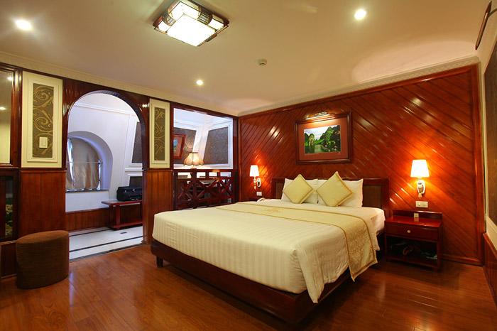 Ninh Binh Legend Hotel Executive Suite room