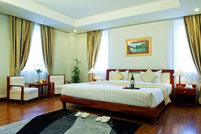 Ninh Binh Legend Hotel Family Suite room 1