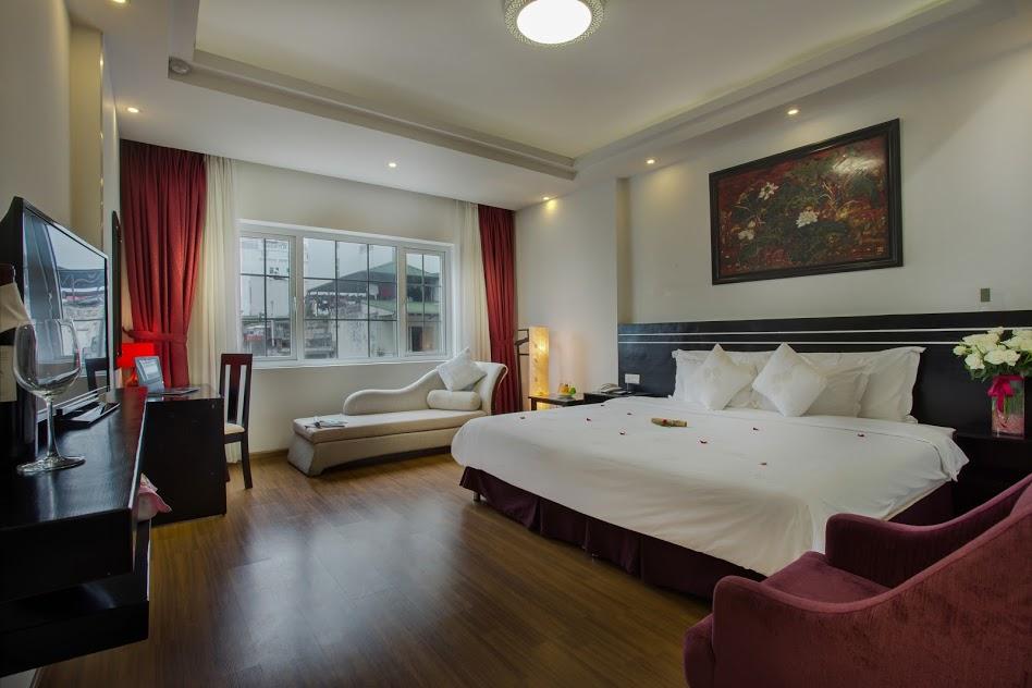 Noble Boutique Hotel Junior Double Suite