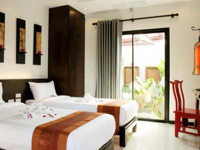 The Bell Pool Villa Resort 1