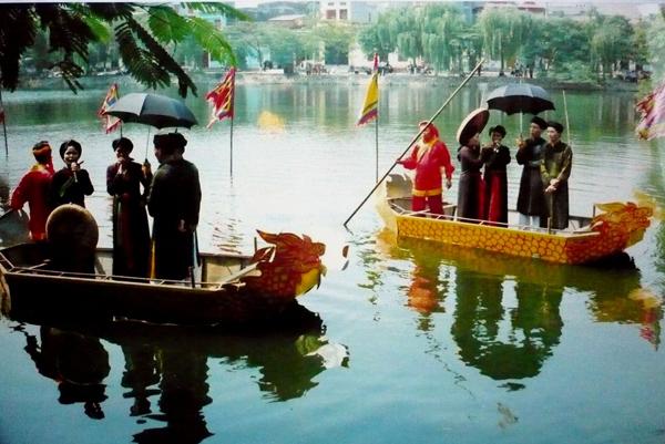 Lim Festival in Vietnam