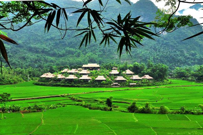 Mai Chau Eco Loadge - Vietnam Ecotourism