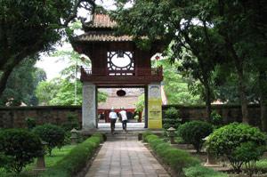 Van Mieu Pagoda