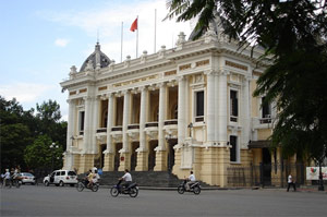 The Hanoi Opera House
