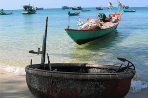 Local fishing in Phu Quoc