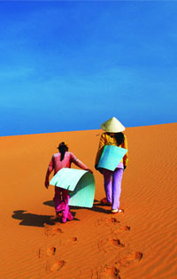 Muine Phanthiet travel guides, Muine Phanthiet tours