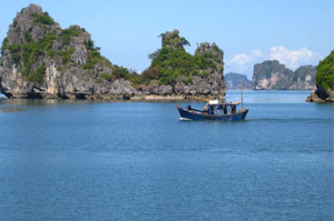 Halong on Cruise