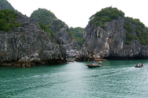 Surprise Cave, Halong