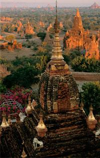 Bagan travel guides, Bagan tours in Myanmar