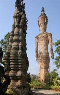 Nong Khai travel guides, Nong Khai tours in Thailand
