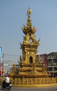 Chiang Rai travel guides, Chiang Rai tours in Thailand