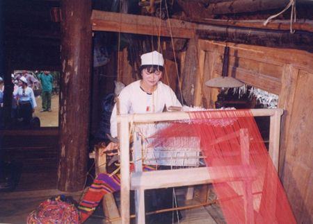 Wedding ritual of the Muong