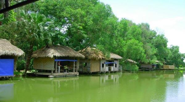 Hồ câu cá ở Hà Nội