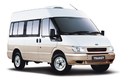 Rent a mini bus in Vietnam with driver