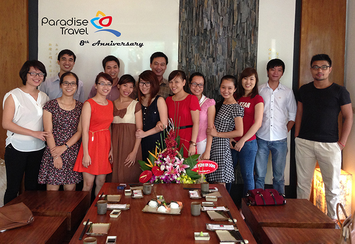 Paradise Travel Team