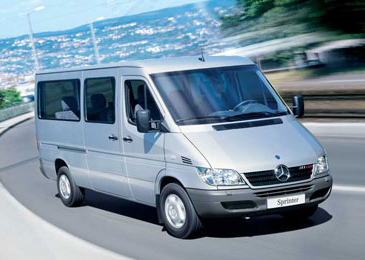 minibus for rent in Vietnam