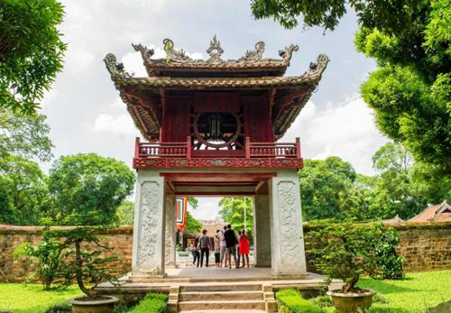 The Literature Temple