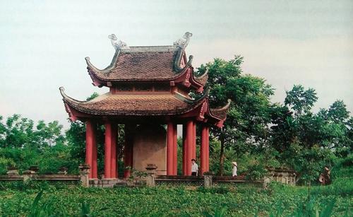 Lam Kinh Temple