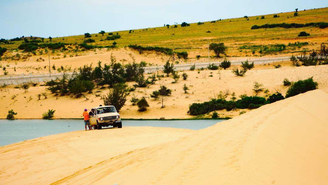 Bau Trang sand dunes
