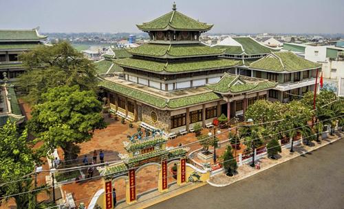 Chau Doc travel guide