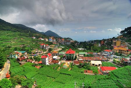 Tam Dao travel guide