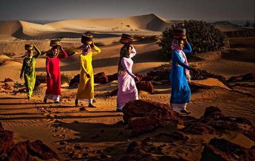 Nam Cuong sand dunes