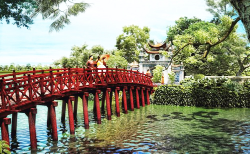 2 or 3 days in Hanoi