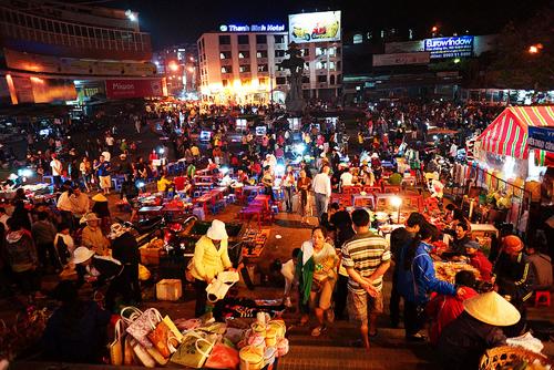 Am Phu night market