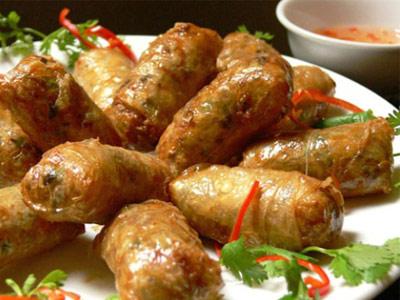 Vietnamese Fried Spring Rolls Vietnam FoodVietnamese Fried Spring Rolls