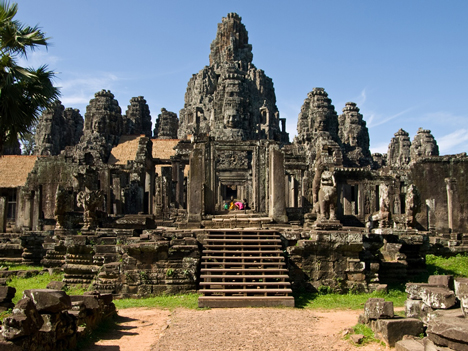 Cambodia – The Kingdom Highlights Tour in 6 Days