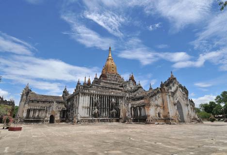 Ananda Pagoda - Bagan